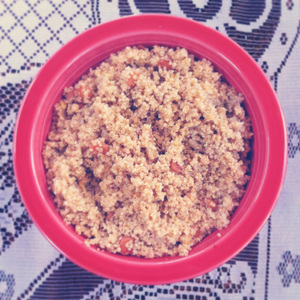 Carrot Lemon Quinoa